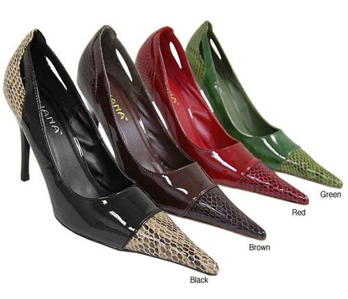 Meta Pointed Shoes Women